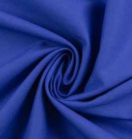 Uni Katoen - Kobaltblauw