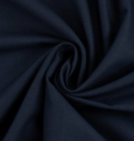 Uni Katoen - Marineblauw