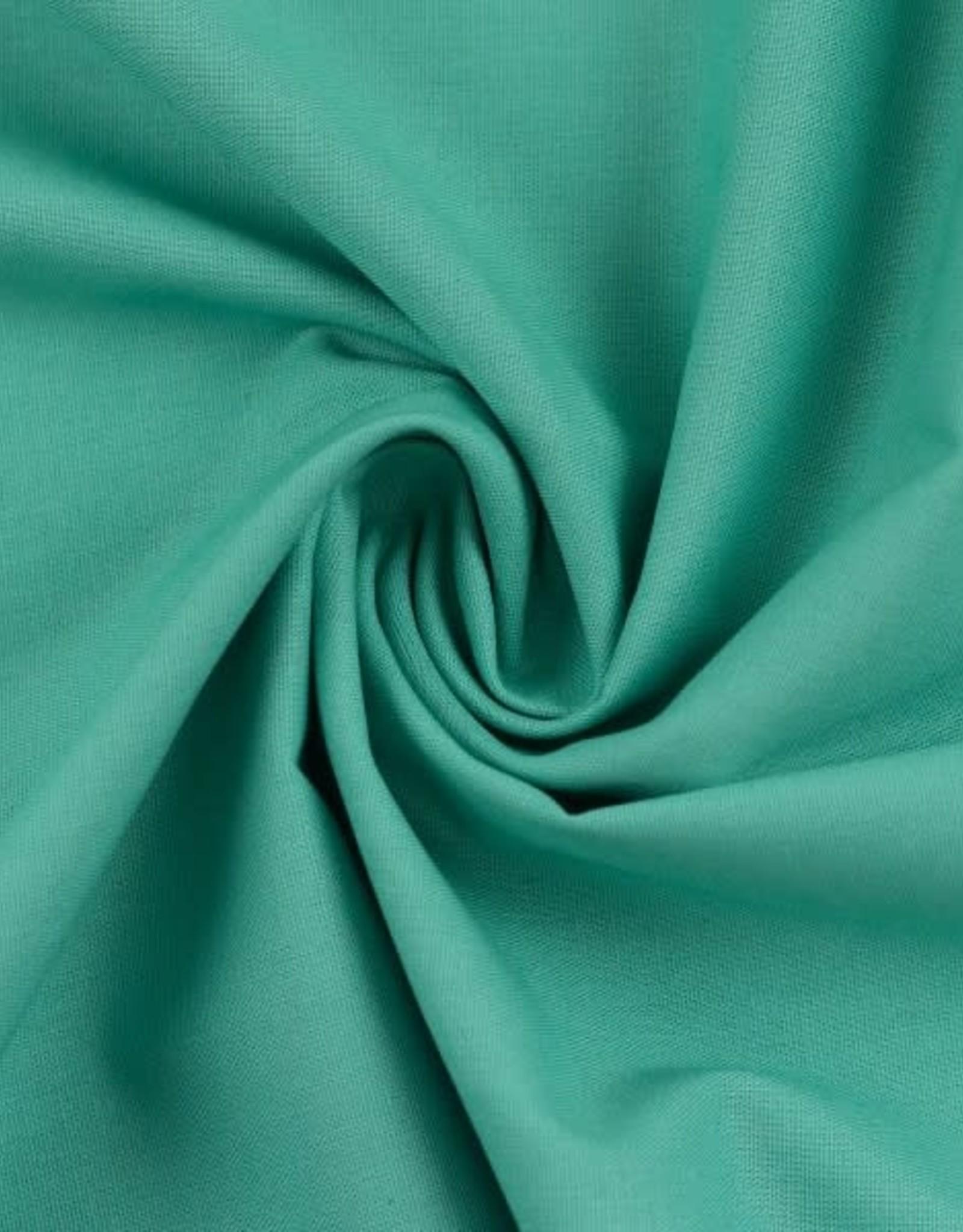 Uni Katoen - Turquoise