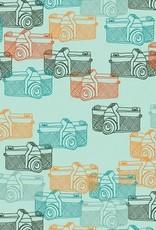 Art Gallery Fabrics Katoen - Maara