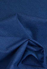 Katoen - Dots Blue