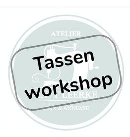 Tassenworkshop - woensdag 25 augustus 2021