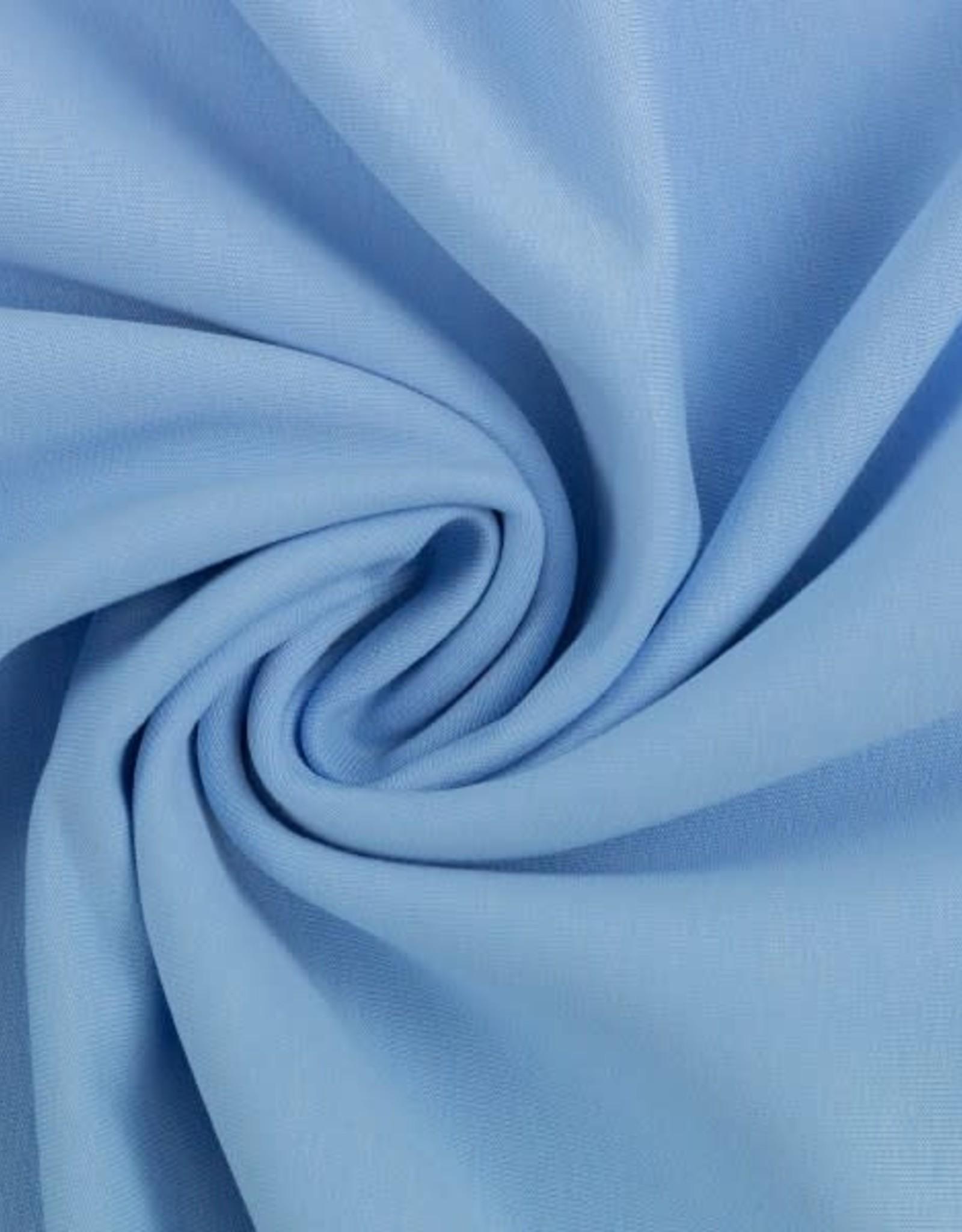 French Terry - Lichtblauw