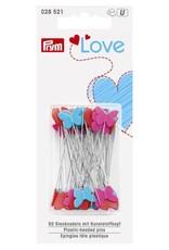 Prym Prym Love 028.521 - Kopspelden Vlinders en Hartjes