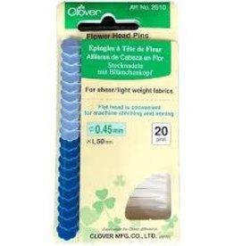 Clover Clover - Flower Head Pins 50x0.45mm