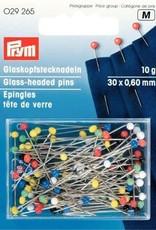 Prym Prym 029.265 - Glaskopspelden 30x0.60mm - 10g