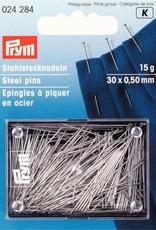 Prym Prym 024.284 -Kopspelden Fijn 30x0.50mm - 15g