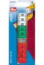 Prym Prym 282.122 - Lintmeter - CM/Inches