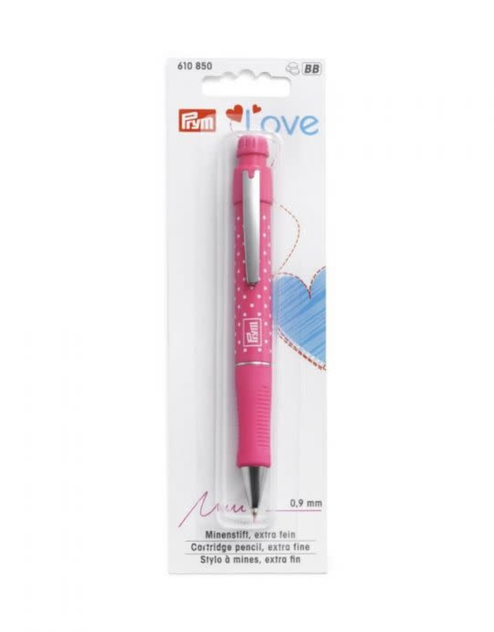 Prym Prym Love 610.850 - Vulpotlood Pink