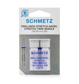 Schmetz Schmetz Stretch Tweelingnaald 2.5