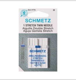 Schmetz Schmetz Stretch Tweelingnaald 4.0