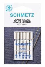 Schmetz Schmetz Jeans Naalden Assort 90-110