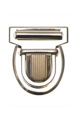 Metalen Tassluiting - 32mm x 38mm
