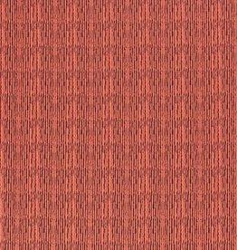 Jaquard Tricot - Stripes Orange