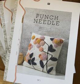 Rico Design Rico Design Punch Needle Boek