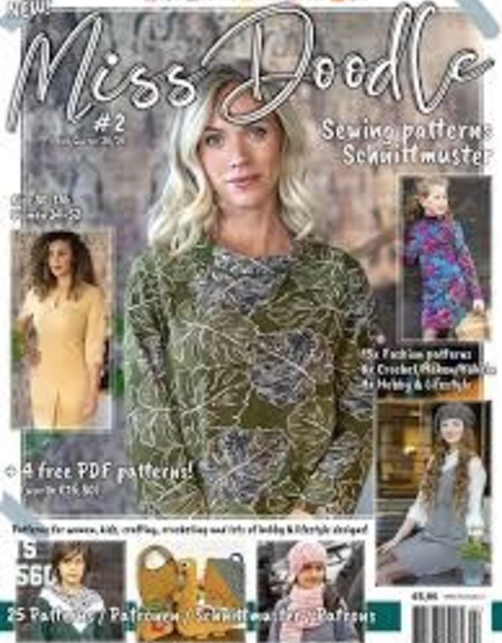 Miss Doodle Magazine 2