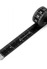 Lintmeter - Black Edition CM&Inches