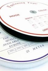 Velcro zwart Naaibaar - 20mm