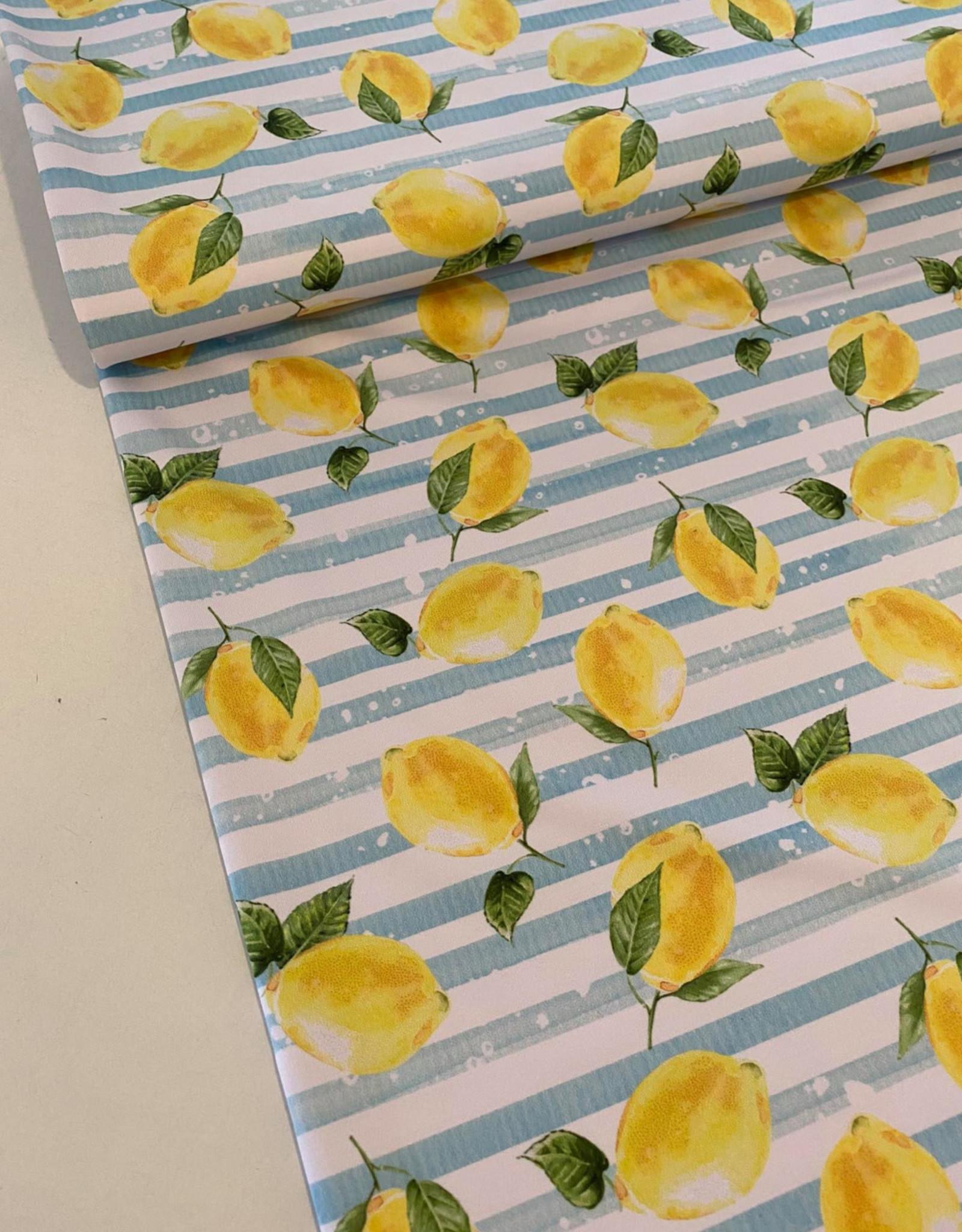 Lycra - Lemons