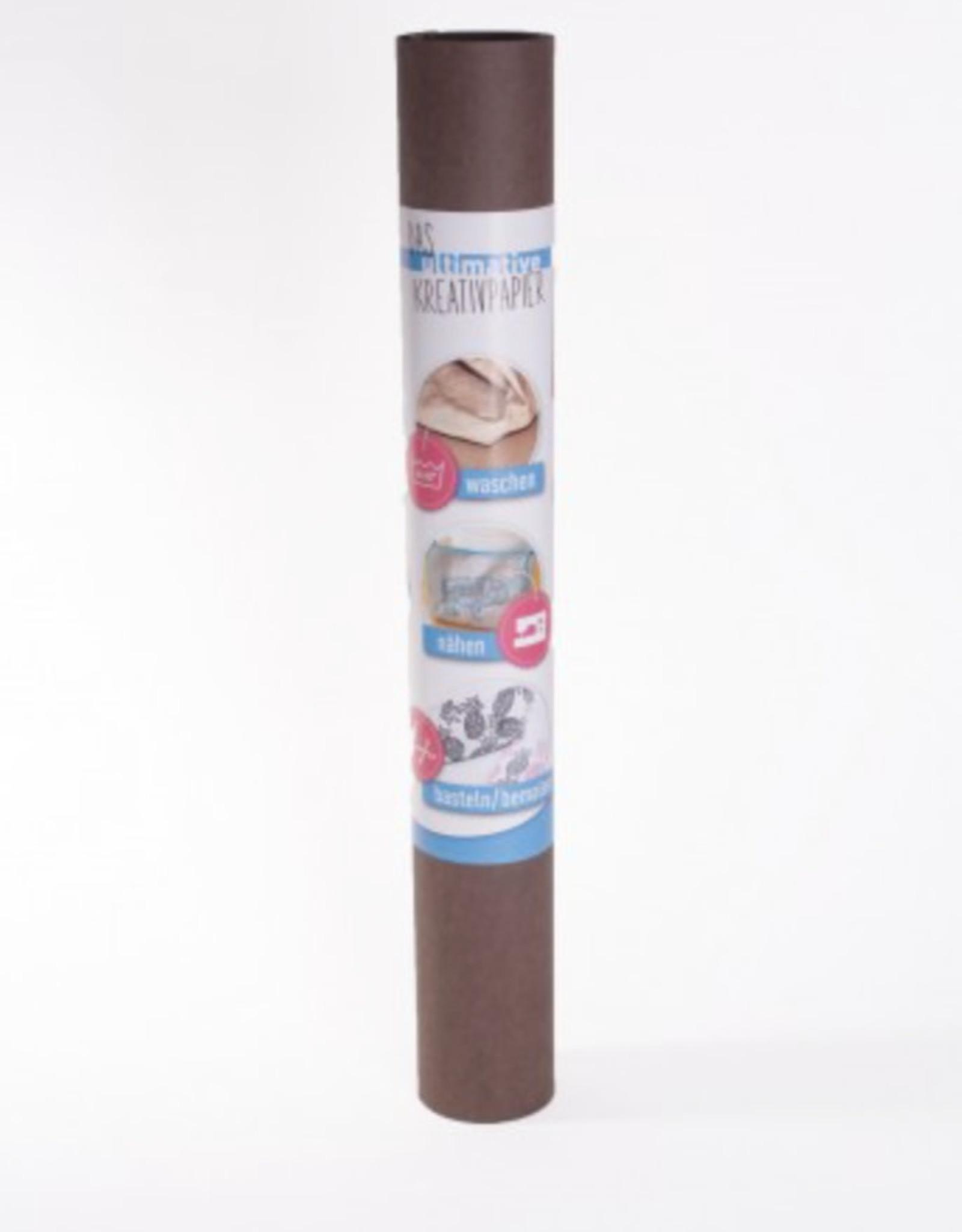 Snappap - Chocoladebruin 50cm x 150cm