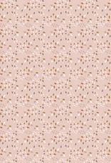 Katoen - Sprinkles Rose