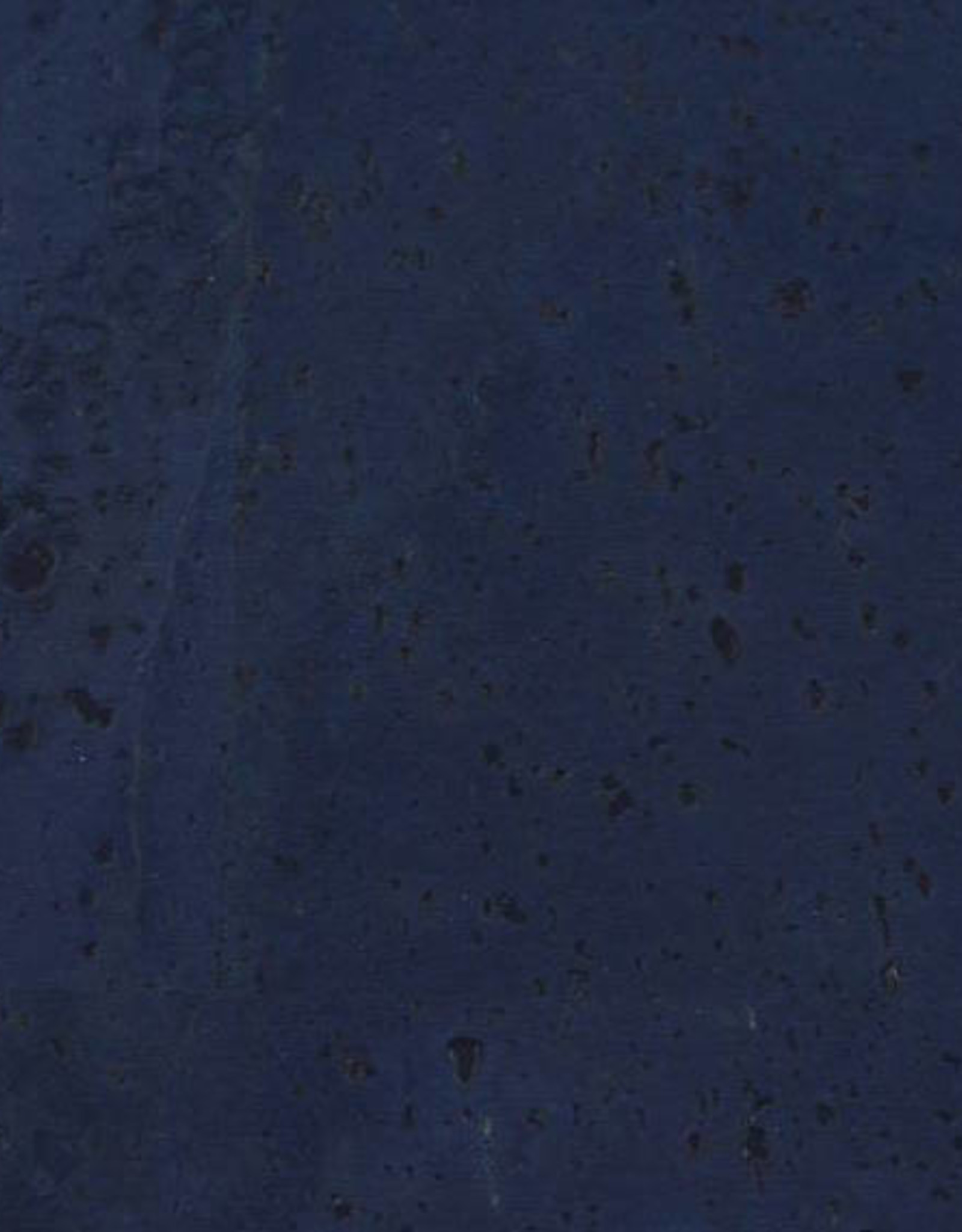 Kurkleer - Donkerblauw