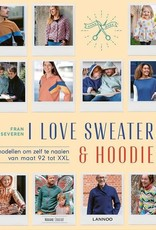 I Love Sweaters and Hoodies Boek