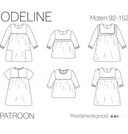 Iris May Iris May - Odeline blouse/jurk