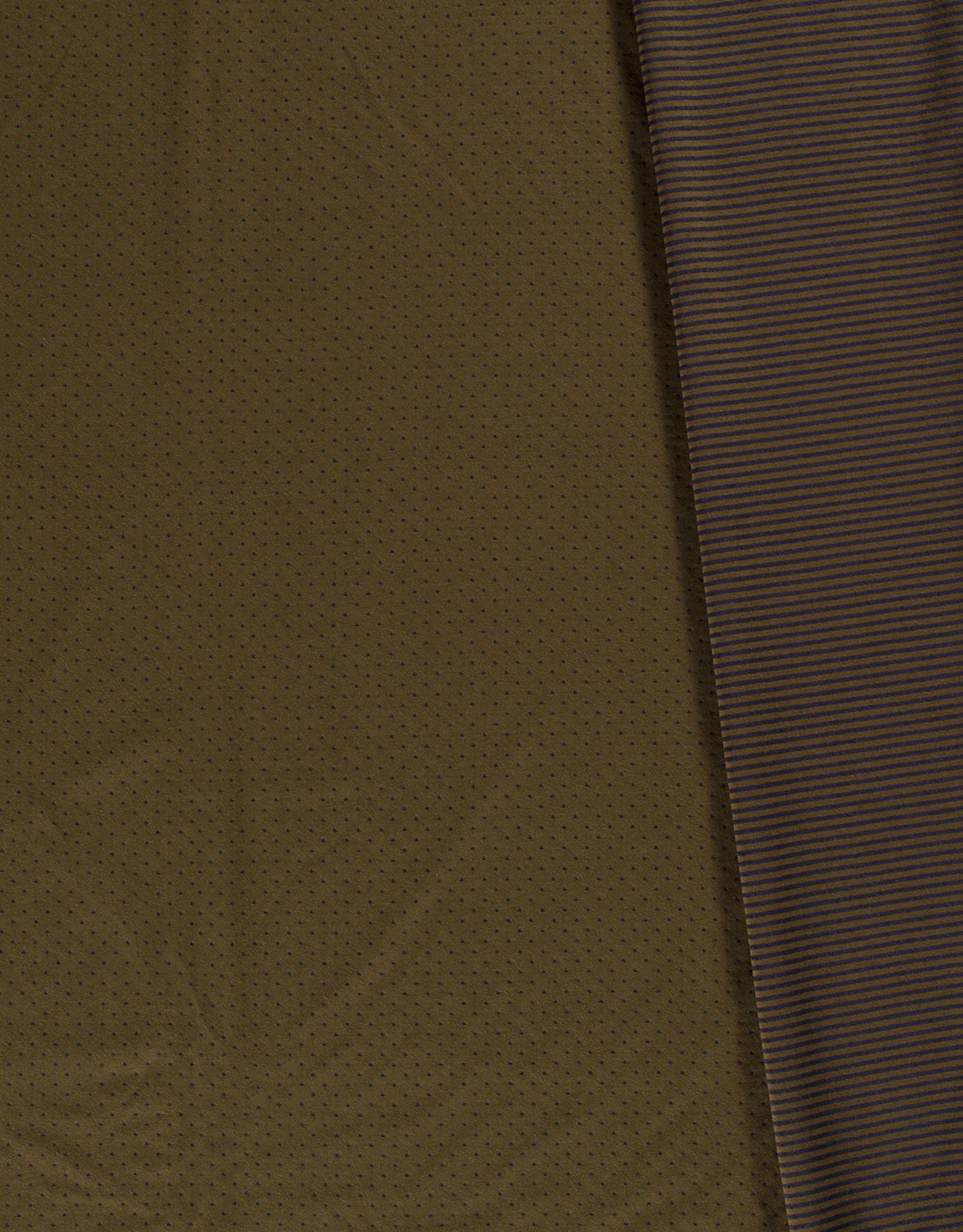 Double Face Jersey - Khaki