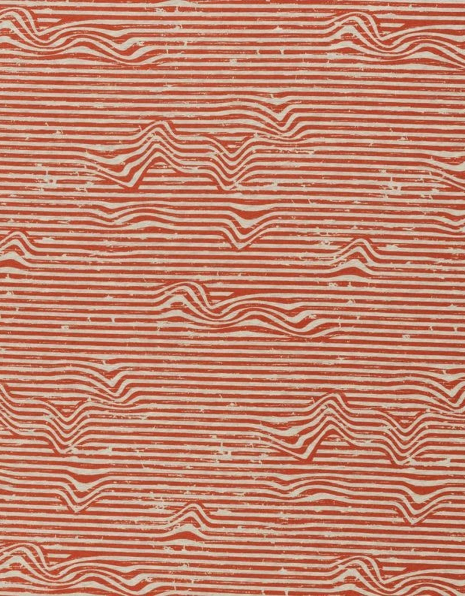 Tricot - Waves Orange