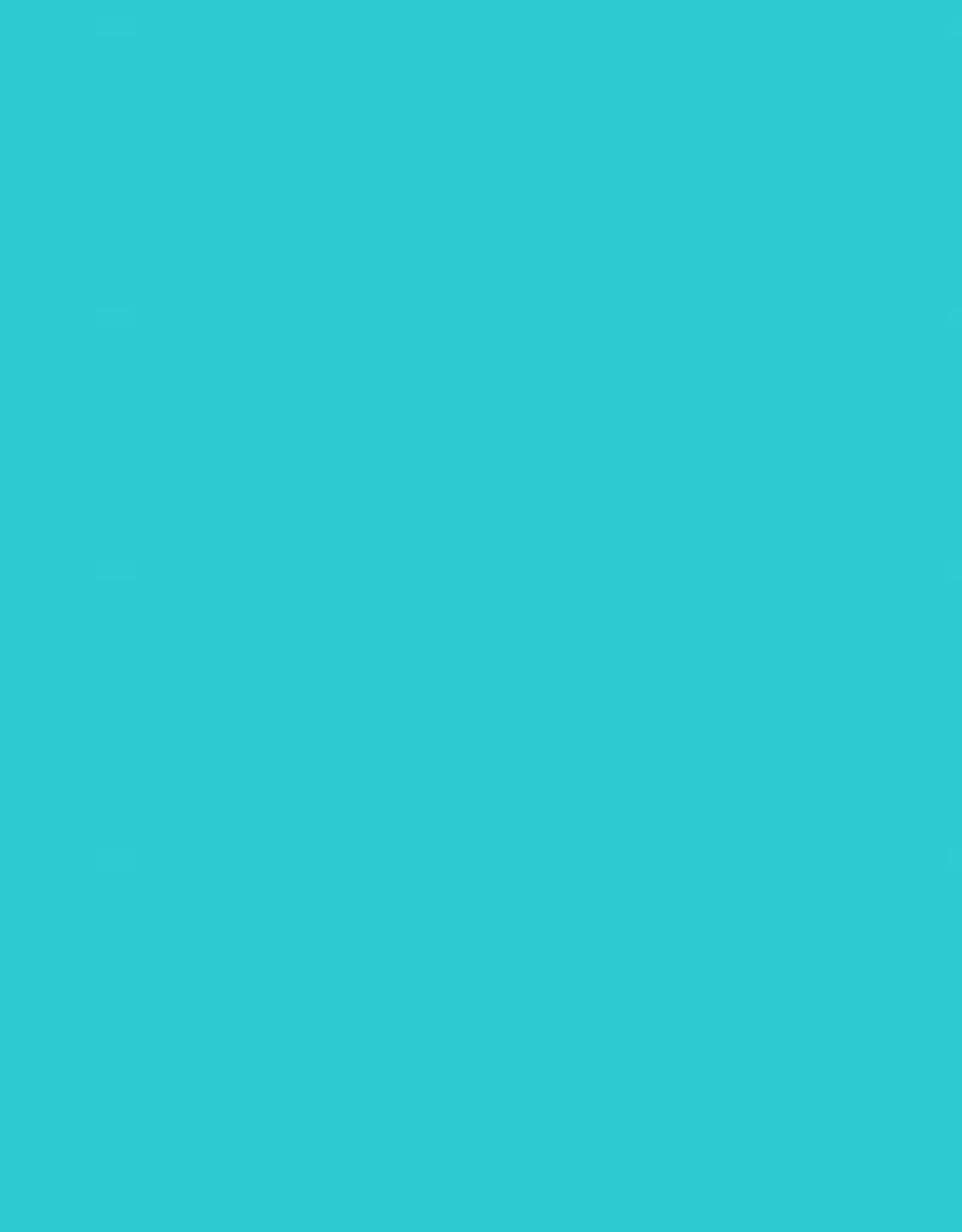 Vinyl op rol - Mat Turquoise