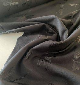 Tricot - Libelle Foil Black