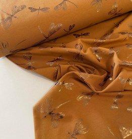 Tricot - Libelle Foil Ochre
