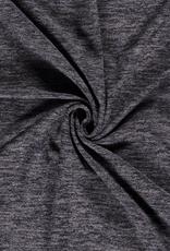 Soft Knit - Melange Blue
