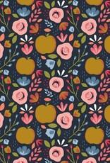 Katoen - Apple & Rose