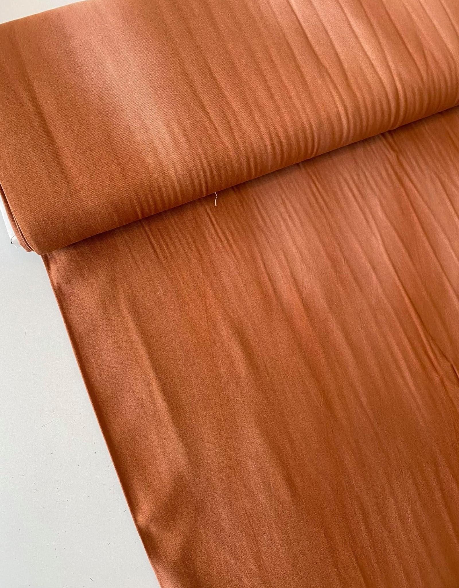 Viscose - Batik Terracotta