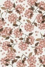 Family Fabrics French Terry - Family Fabrics - Hortensia