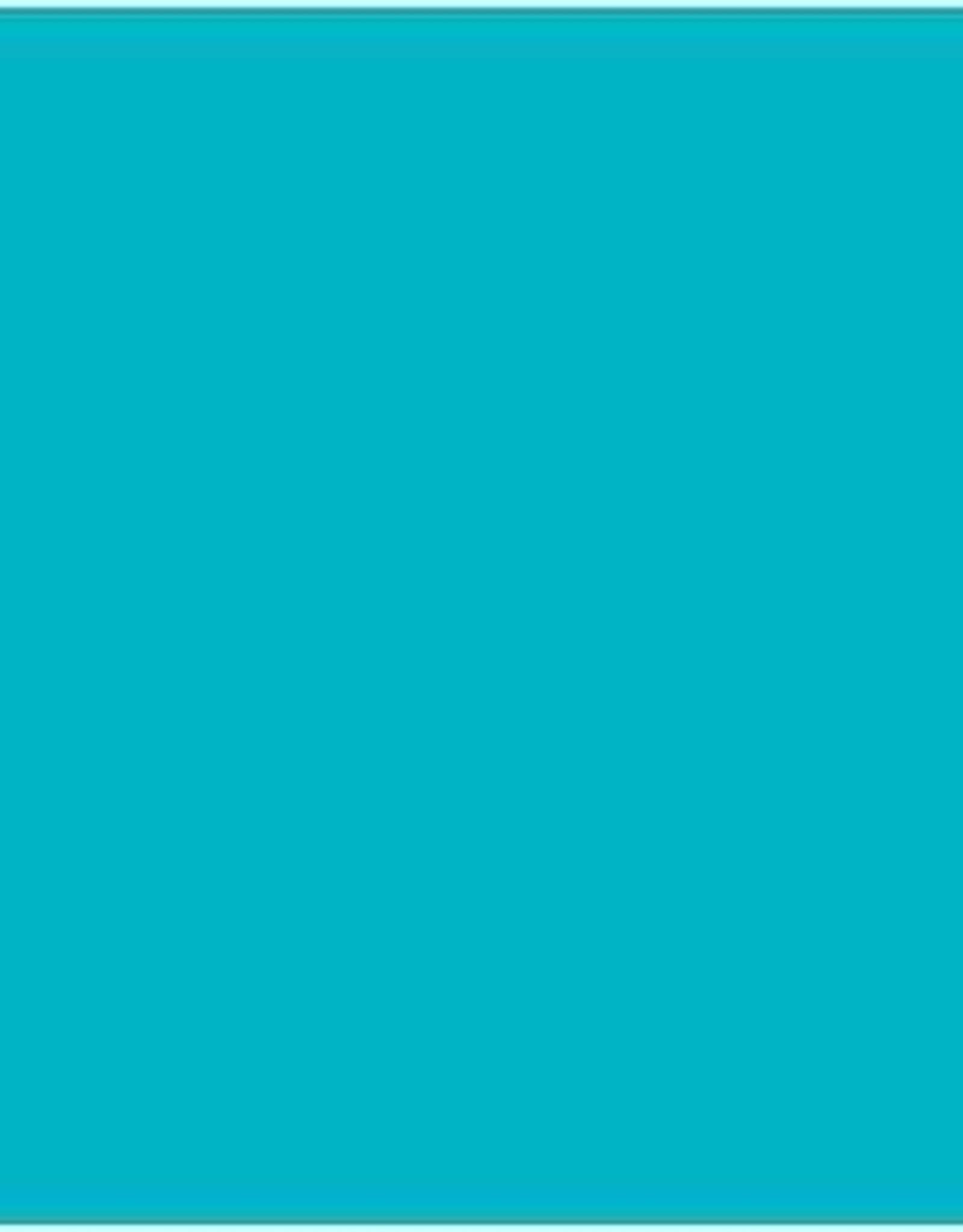 Ribboordstof - Turquoise