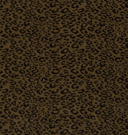 Jacquard - Cheetah Olive