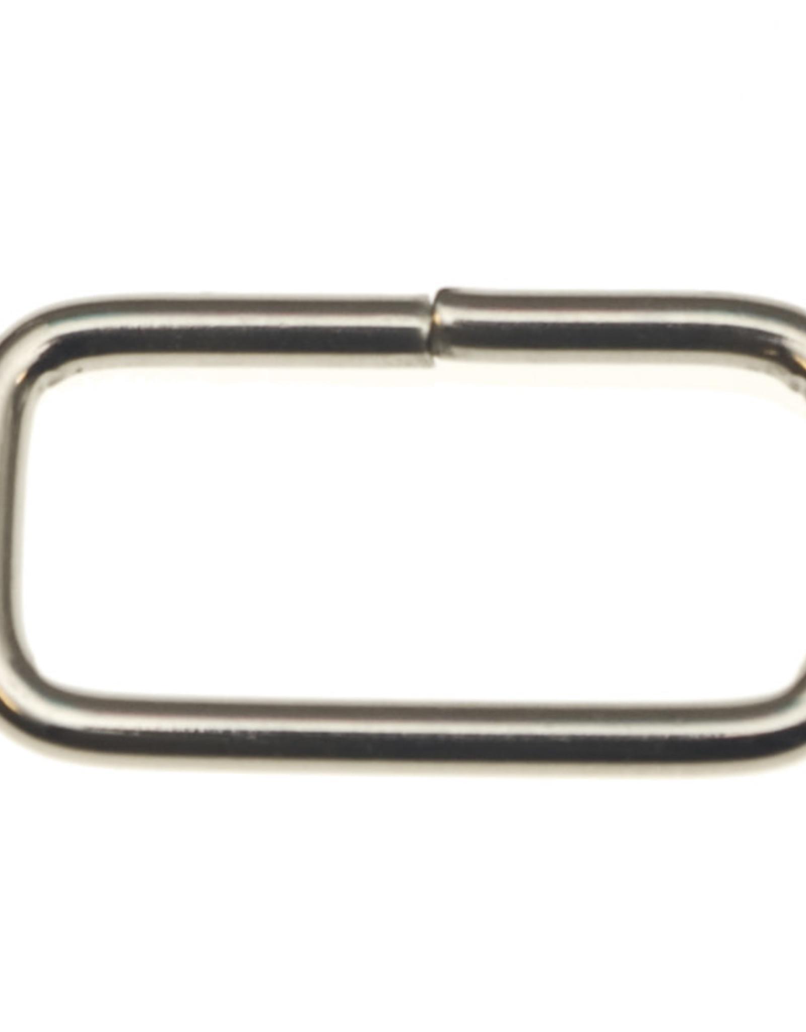 Passant 25mm - Zilver