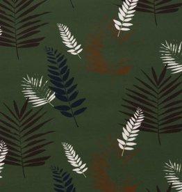 Tricot - Kahki Leaves