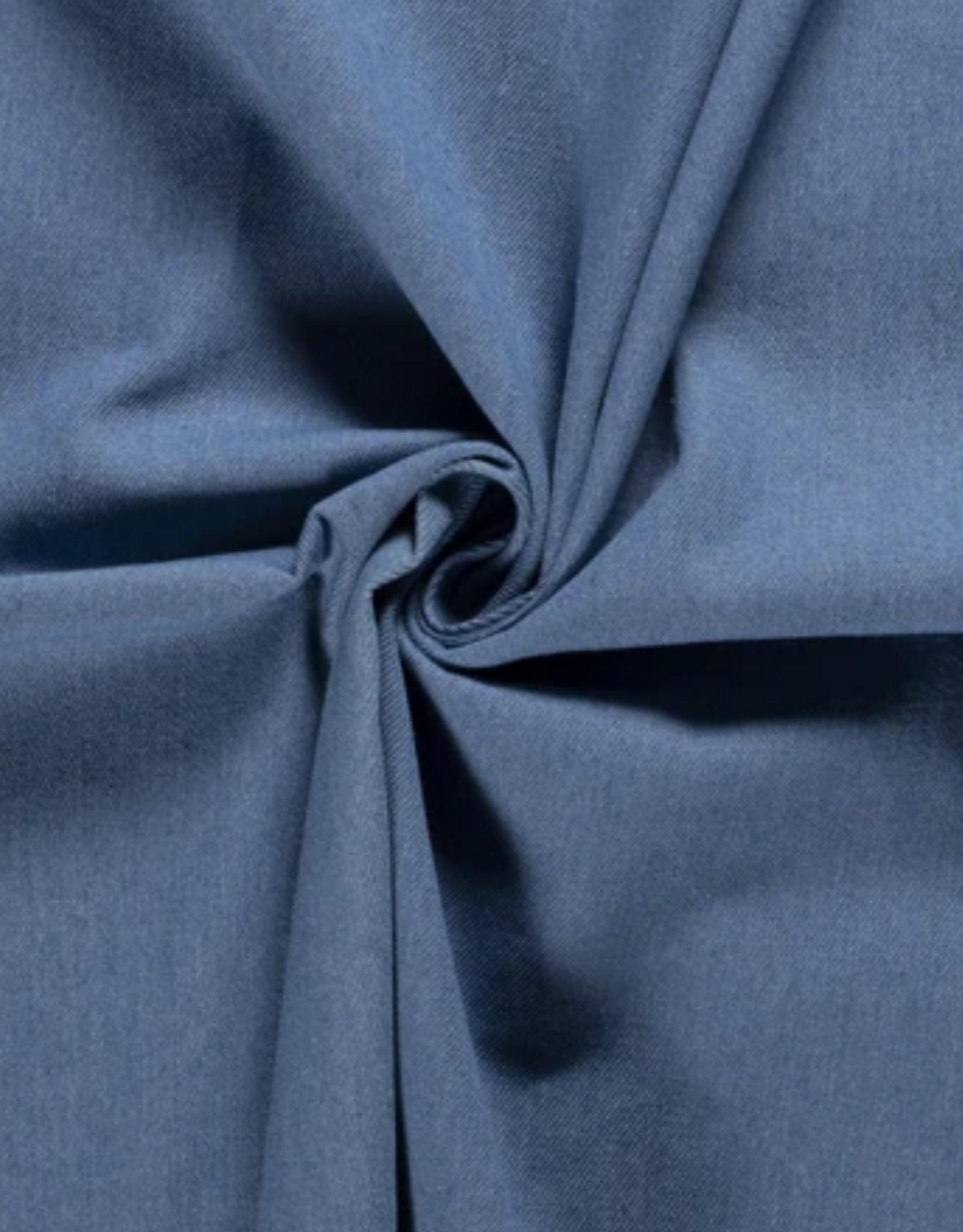 Heavy Denim - Jeansblauw
