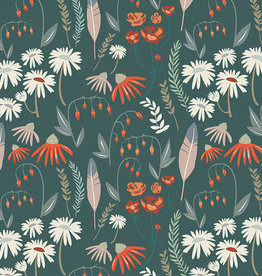 Art Gallery Fabrics Katoen - Wild Gatherings