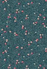 Art Gallery Fabrics Katoen - Winterberry