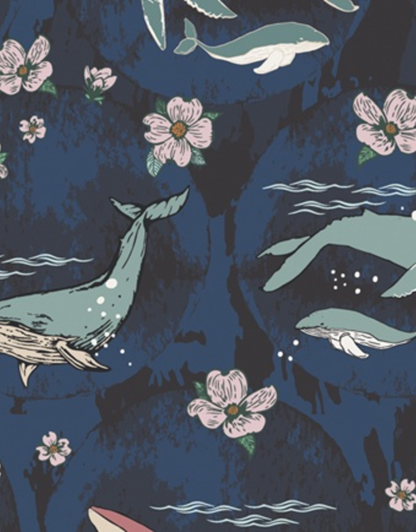 Art Gallery Fabrics Katoen - Underwater Solar