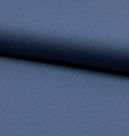 Viscose Twill Melange - Jeansblauw