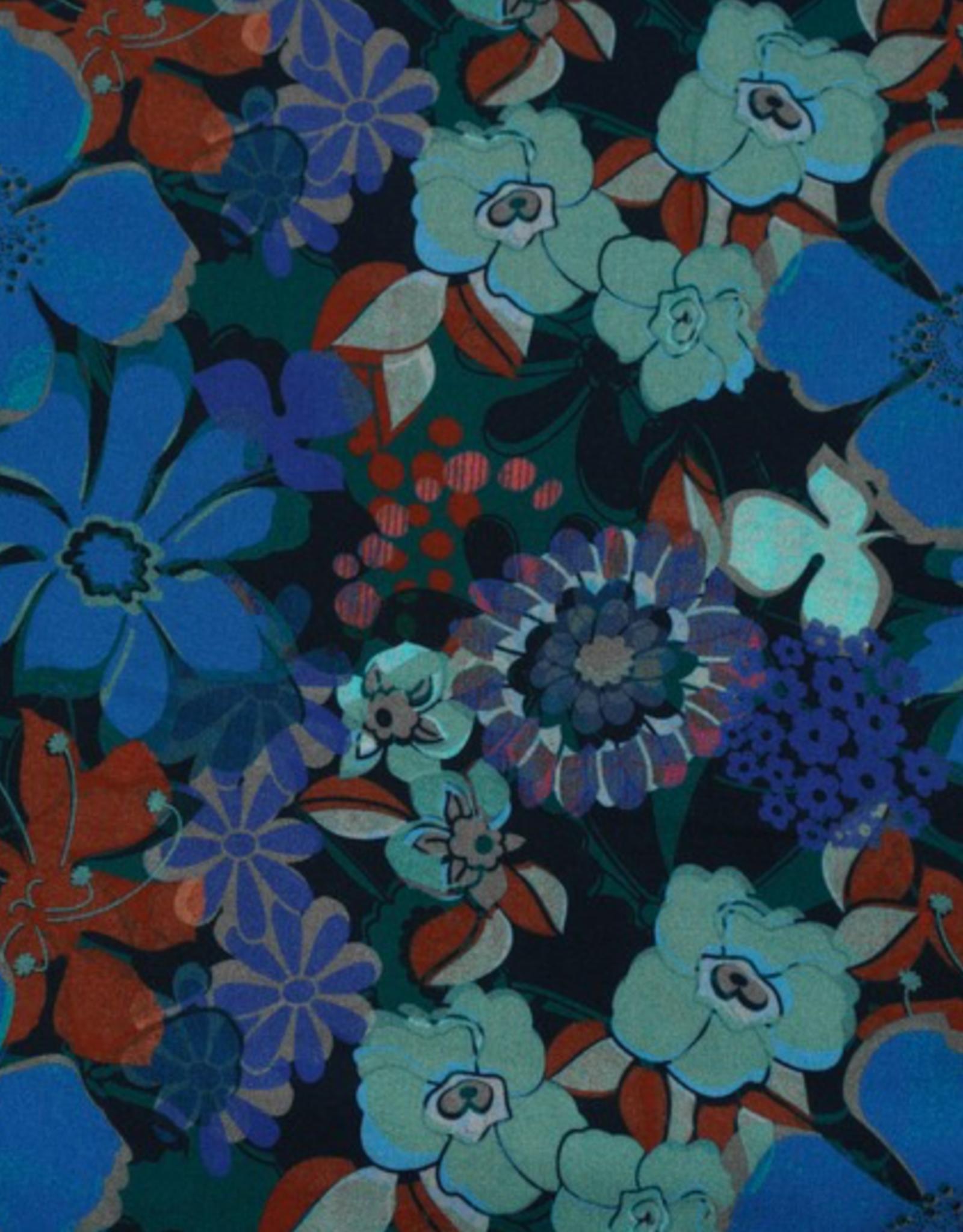 Viscose - Big Flowery