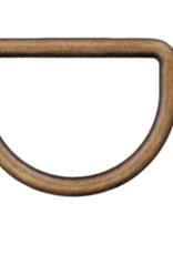 Prym D-ring - 25mm - Brons