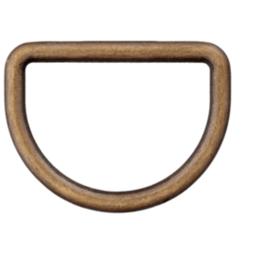Prym D-ring - 40mm - Brons