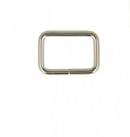 Passant 20mm - Zilver